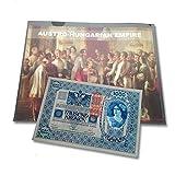 IMPACTO COLECCIONABLES Billetes Antiguos - Billetes del Mundo - Imperio Austro-Húngaro, el Billete de los 10 Idiomas