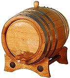 Spaniard Barrels & Coopers - Barril Artesanal de Roble Americano (5 litros)