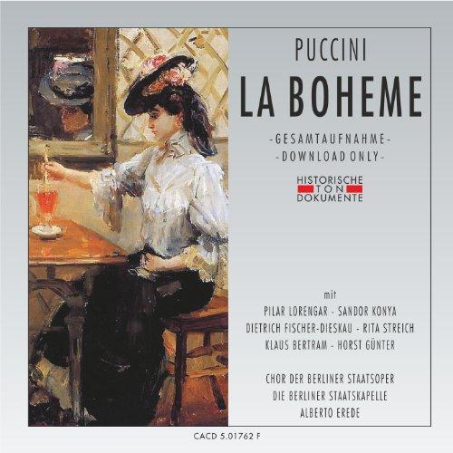 La Bohème, Teil 1, zweiter Akt: Und mir eine Flasche Gift