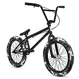 "Elite BMX Bicycle 20' & 18"" Destro Model Freestyle Bike - 3 Piece..."
