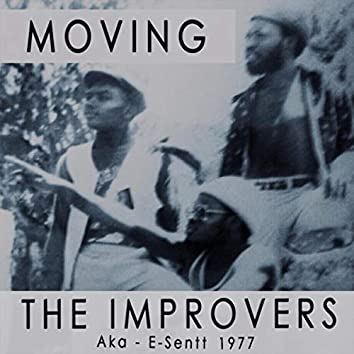 Moving (feat. E-Sentt)