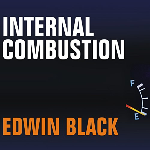 Internal Combustion audiobook cover art