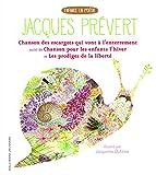 Chanson des escargots qui vont à l'enterrement suivi de Chanson pour les enfants l'hiver et de Les Prodiges de la liberté - Enfance en Poésie - De 5 à 11 ans