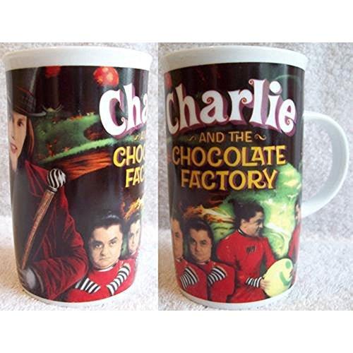 Charlie en de chocoladefabriek Wonka en Oompa Mok,