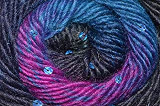 Universal Yarn Classic Shades Sequins Lite - Color 410 - Rainforest