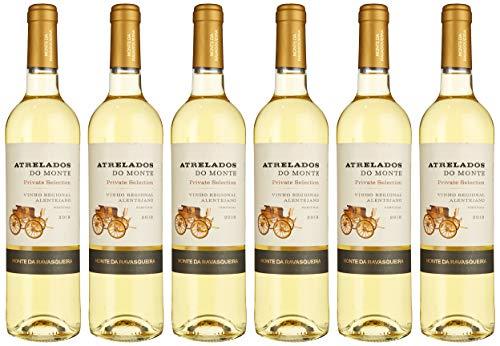 Atrelados do Monte - Privatauswahl Alentejo Weißwein 0,75l - 6 Flaschen
