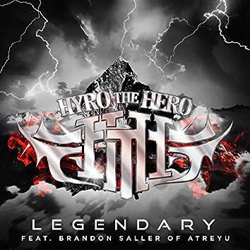Legendary (feat. Brandon Saller of Atreyu)