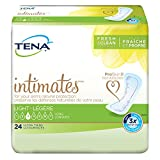 TENA Intimates Ultra Thin Light Pads, Long, Pant Liner Bladder Control Pads, 54344 - Pack of 24