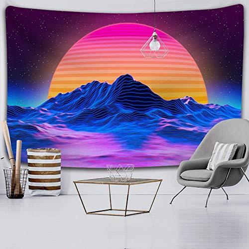 Pared colgante tela arte decoración del hogar pintura colchón mesa dormitorio paisaje lienzo arte