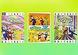 Offerta 3 DVD Teletubbies - Giochiamo con la musica Pronti, partenza, via guarda la Il Circo