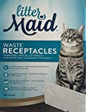 LitterMaid Waste Receptacles, 18Count