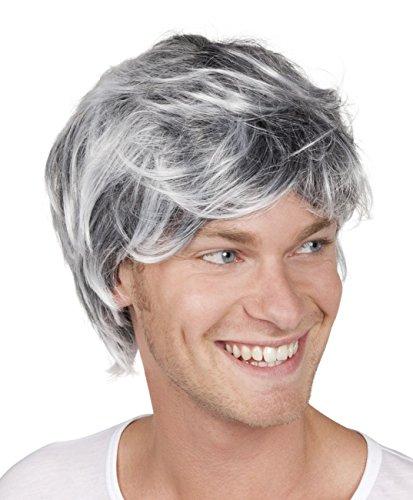 Grizzled man wig (peluca)