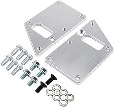 LS1 Conversion LS Swap Motor Mount Adapter Plates Billet Kit For Chevrolet Camaro Nova Impala 1997-2013 LSX Engine Style