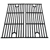 Direct Store Parts DC106 Polished Porcelain Coated Cast Iron Cooking Grid Replacement for Master Forge SH3118B Gas Grill