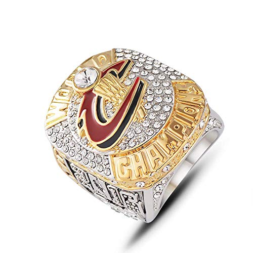 Anillos de Campeonato 2016 Playoffs Cleveland Cavaliers James 23 para Fanáticos Día de San Valentín, XIYUN, 10