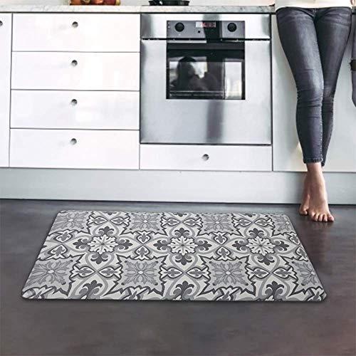 Polanya Bodenmatte, Küchenteppich, Anti-Ermüdung, Komfort-Bodenbelag, kommerzielle Qualität, für Küche, Waschküche