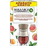 Botanica By Air Wick Ambientador Eléctrico, Esencia para Casa con Aroma a Pomelo y Menta Marroquí, Aparato y Recambio, 140 Gramos