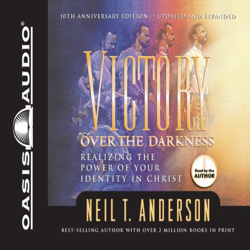 Victory Over the Darkness audiobook cover art