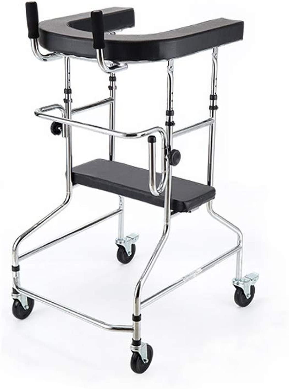 高齢者用標準歩行器、10高さ調整式歩行補助具、肢体不自由者用、スライド式トラベルトラベルエイド