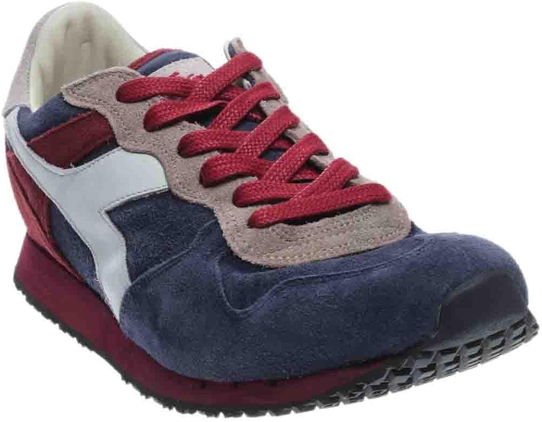 201157664C5953 Diadora Heritage Sneakers Men Suede Multicolor