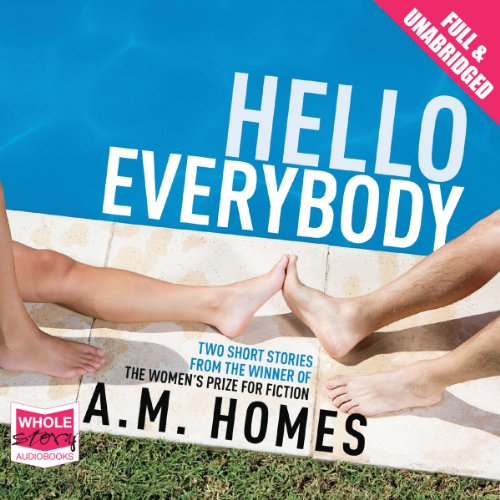 Hello Everybody audiobook cover art