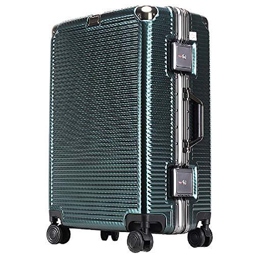 Lichtgewicht 21\ ABS Hard Shell Travel Trolley Carry On Hand Cabin Bagage koffer met 4 Wielen, Goedgekeurd voor Ryanair-L-2
