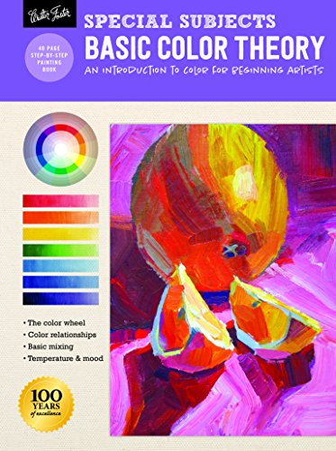 Compare Textbook Prices for Special Subjects: Basic Color Theory: An introduction to color for beginning artists How to Draw & Paint  ISBN 9781633225909 by Mollica, Patti