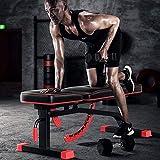 Zoom IMG-1 panca per allenamento for esercizi