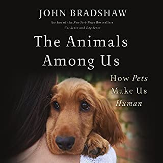 The Animals Among Us audiobook cover art