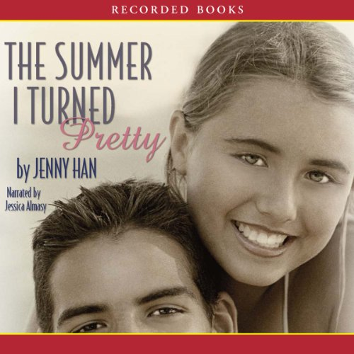 The Summer I Turned Pretty                   Written by:                                                                                                                                 Jenny Han                               Narrated by:                                                                                                                                 Jessica Almasy                      Length: 6 hrs and 57 mins     4 ratings     Overall 4.5