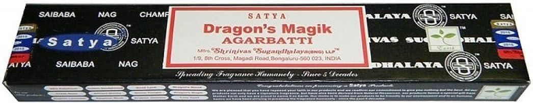 三角時ビリーヤギSatya Sai Baba Dragon 's Magik Boxed Incense STI。。。
