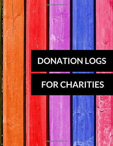 Donation Logs For Charities: Donation Log