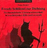 Freuds Schlüssel zur Dichtung: Psychoanalytische Literaturwissenschaft in zwei Beispielen: Rilke, Lovecraft. Vortrag in Karlsruhe am 26.11.1999 (Ahriman CDs)