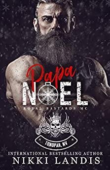 Papa Noel: Holiday RBMC Tonopah, NV by [Nikki  Landis]