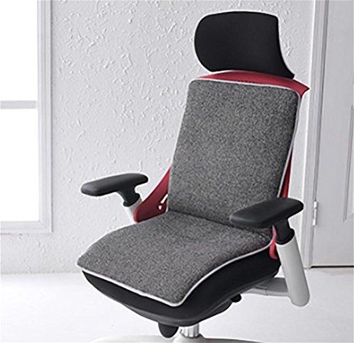 RERE Soft Velour Sitzheizung Ultra Plush, Gray