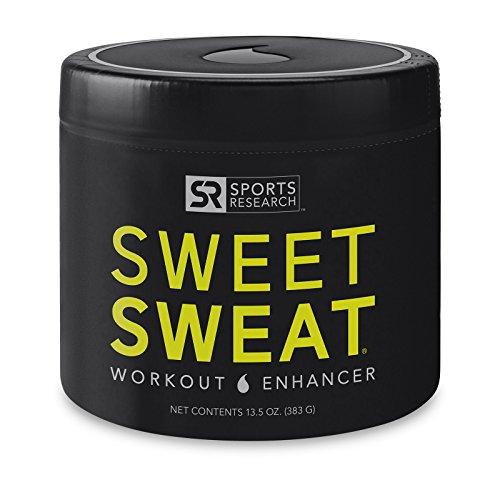 Sports Research Sweat Doux Crème Pour La Peau, 13,5 Onces