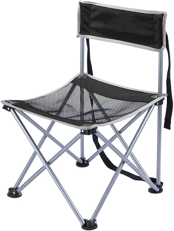 LE Klappstühle Outdoor Portable   Campingstühle Angeln Stühle Hocker   Komfort Leichtgewicht   mit Strap Camping Garten