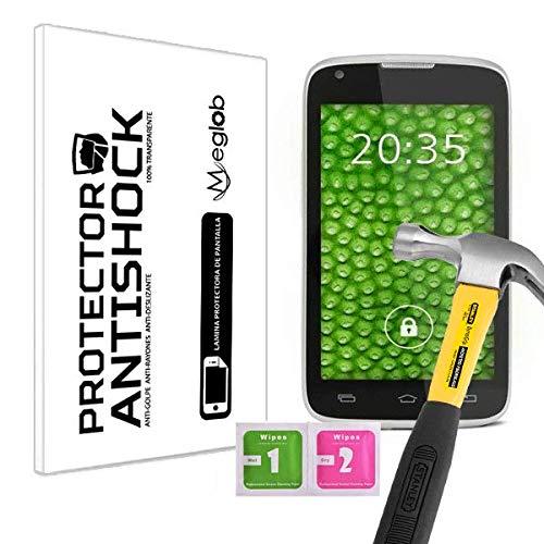 Protector de Pantalla Anti-Shock Anti-Golpe Anti-arañazos Compatible con iBold IBO20BLB