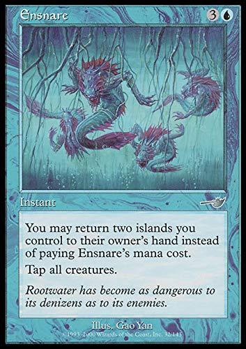 Magic: the Gathering - Ensnare - Nemesis