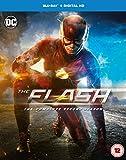 The Flash - Season 2 [Includes Digital Download] [Blu-ray] [2016] [Region Free]