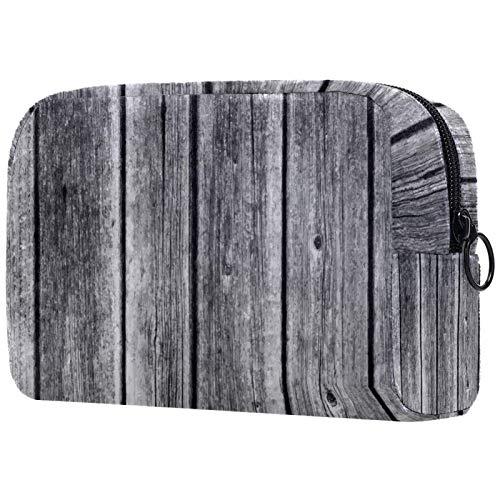 Neceser de viaje de nylon, kit de Dopp bolsa de afeitar organizador de artículos de tocador, animal gato