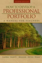 How to Develop a Professional Portfolio: A Manual for Teachers (4th Edition)
