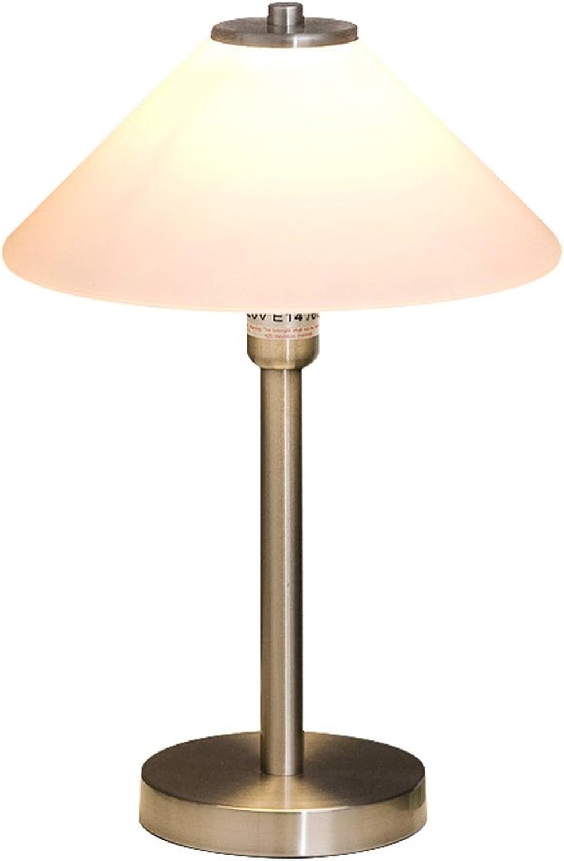 Leuchtmittel QY Schreibtischlampen - Tischlampe Eisen Power Switch Button Kreative Persnlichkeit Romantisches Zuhause Nachttischlampen