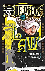 One Piece - Roman Law Edition simple One-shot