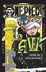 One Piece Roman - Novel Law par Oda