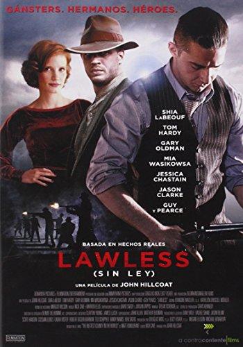 Sin ley (Lawless) [DVD]