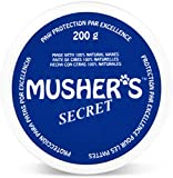 Musher's Secret Paw Wax (200g) - All Season Pet Paw Protection Against Heat, Sand & Snow - Grea…