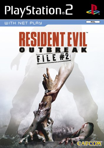 Capcom Resident Evil Outbreak: File #2, PS2