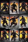 Vistoenpantalla Póster Call of Duty: Black Ops 4