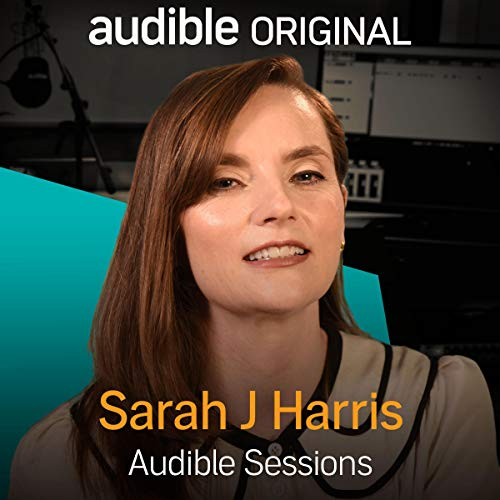 Sarah J Harris cover art